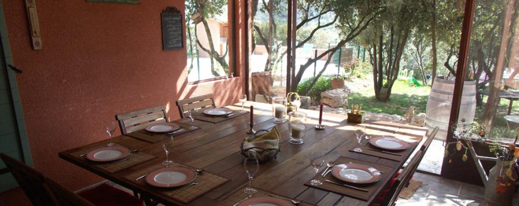 LA table d'hôtes en Luberon