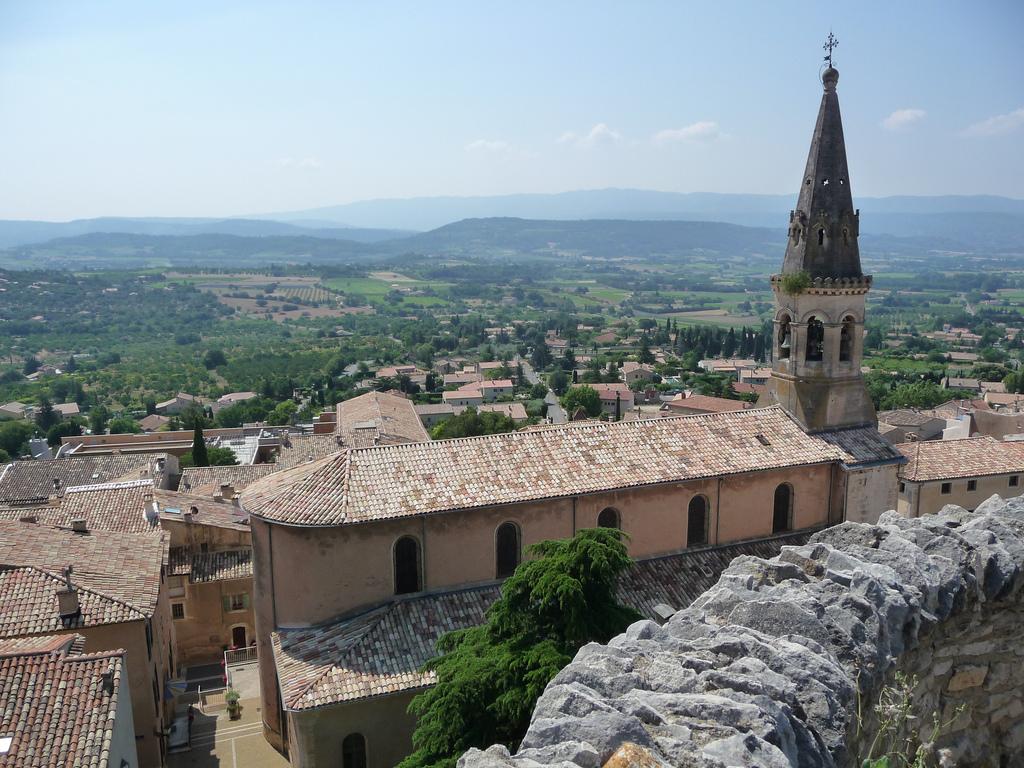 Le village de Bonnieux