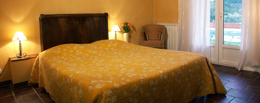 chambre d'hotes Lipoulidetto Luberon - chambre 4