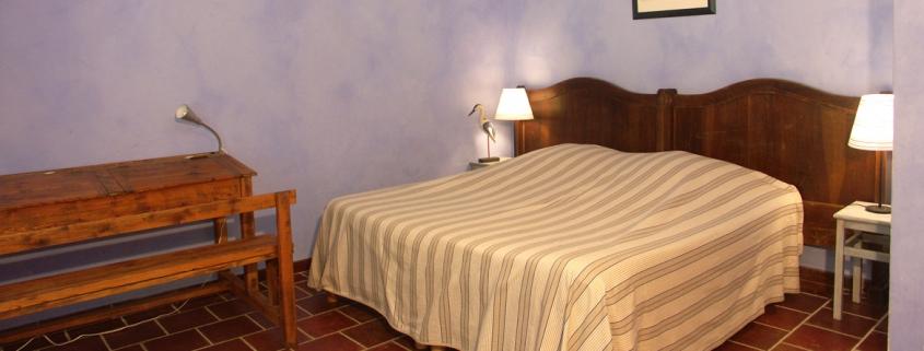 chambre double Li poulidetto Luberon