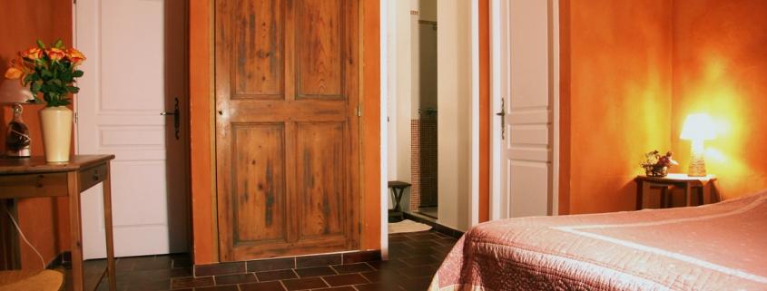 chambre d'hotes Lipoulidetto Luberon - chambre 1