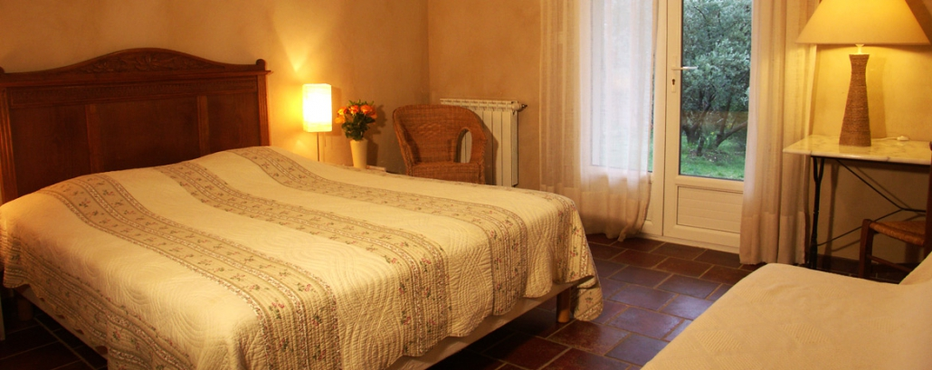 chambre d'hotes Lipoulidetto Luberon - chambre 6