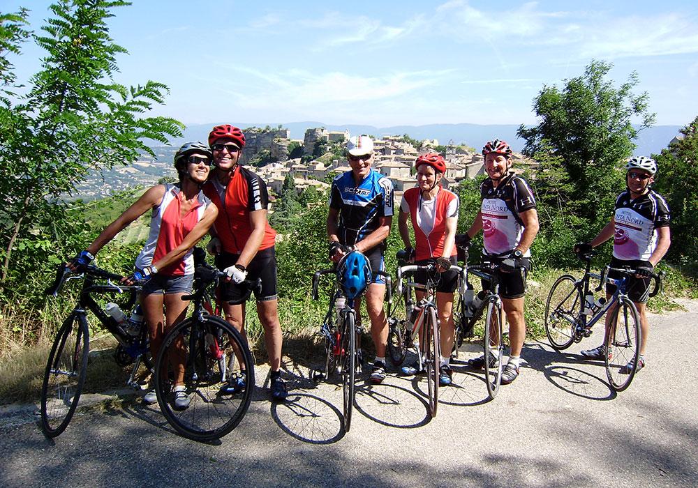 Gordes vélo Luberon Chambre d'hotes